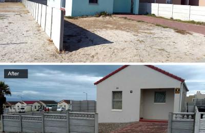 Landscaping and Refurbishment, Bayview Strandfontein