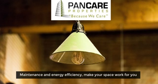 Maintenance and energy efficiency, make your space work for you
