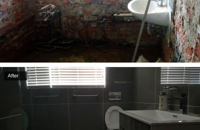 Bathroom Renovation – Kuils River, Cape Town