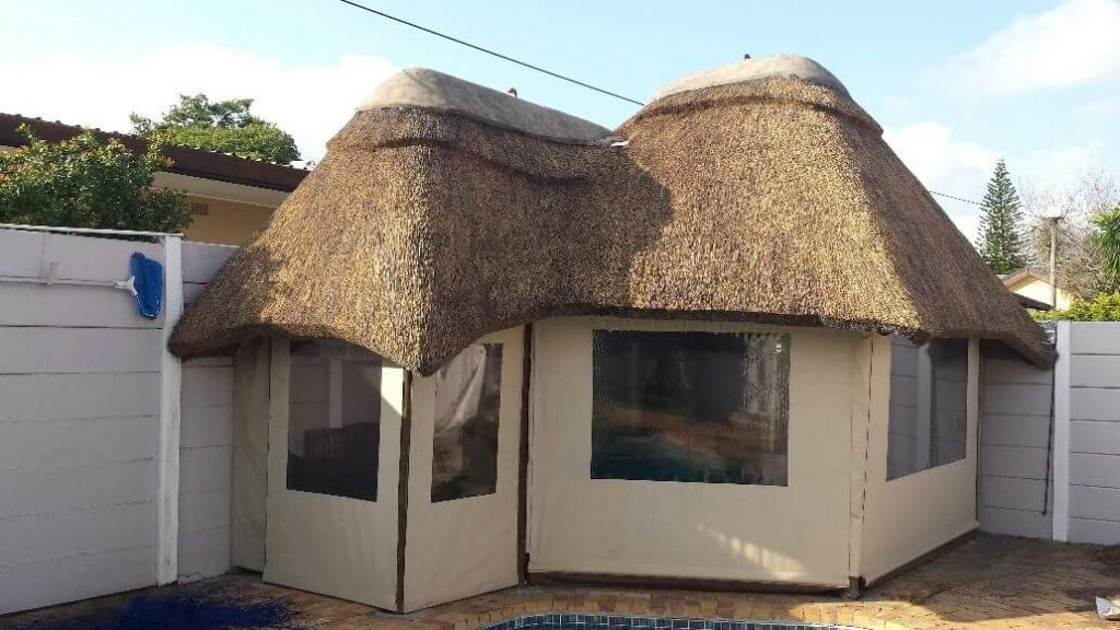Thatch roofing division