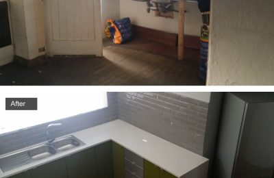 Kitchen Renovation – Kuils River, Cape Town