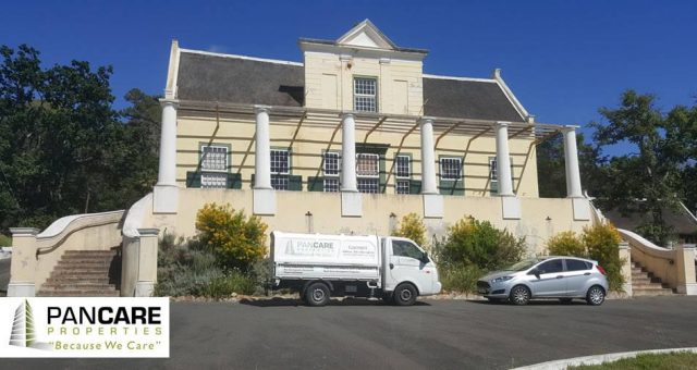 Ghosts at Manor House Tokai?