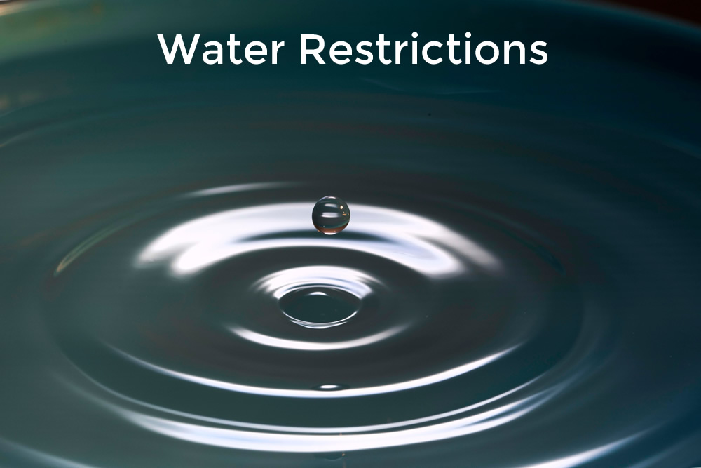 Water Restrictions In Cape Town Pancare Properties