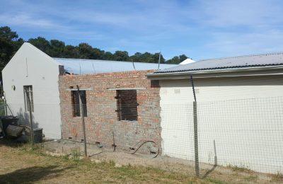Cape Research Centre – Building Renovation