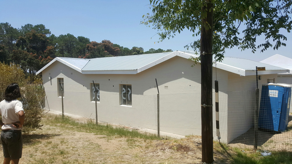 Cape Research Centre - Building Renovation