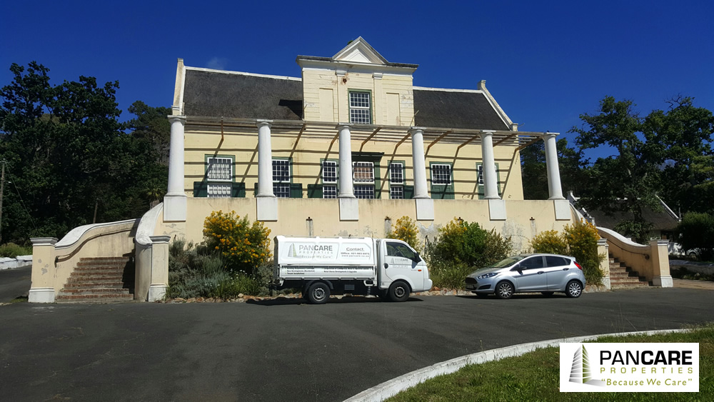 Pancare Properties | Tokai Manor Housing Painting Project