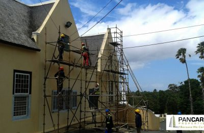 Tokai Manor Housing Painting Project