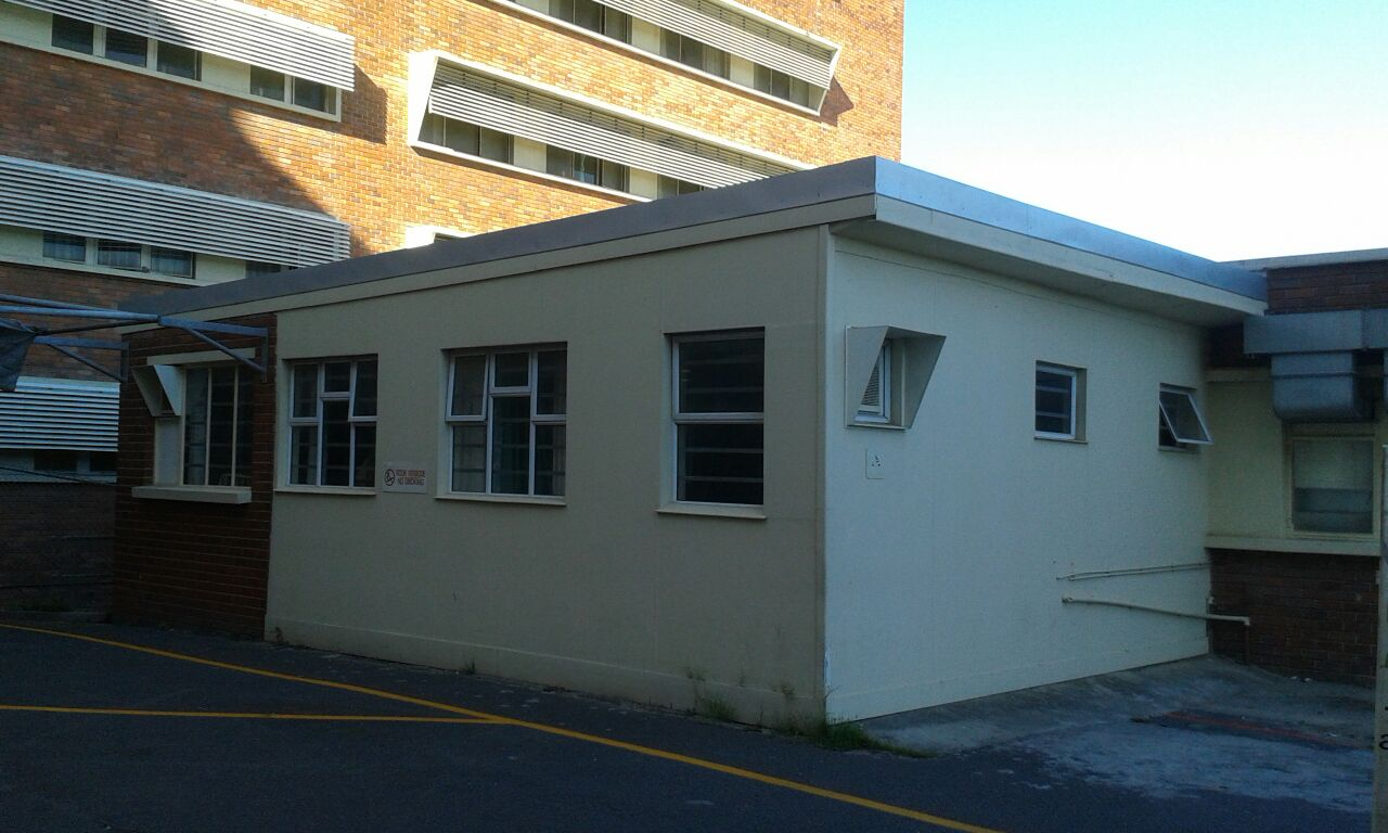 Roofing Contractor | Project | Karl Bremmer Hospital | Bellville  | Cape Town