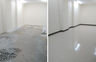 Flooring Project | Groote Schuur Hospital | Cape Town