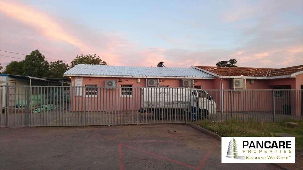 Swellendam Clinic Roof Upgrade